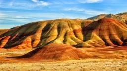 Painted Hills - Oregon