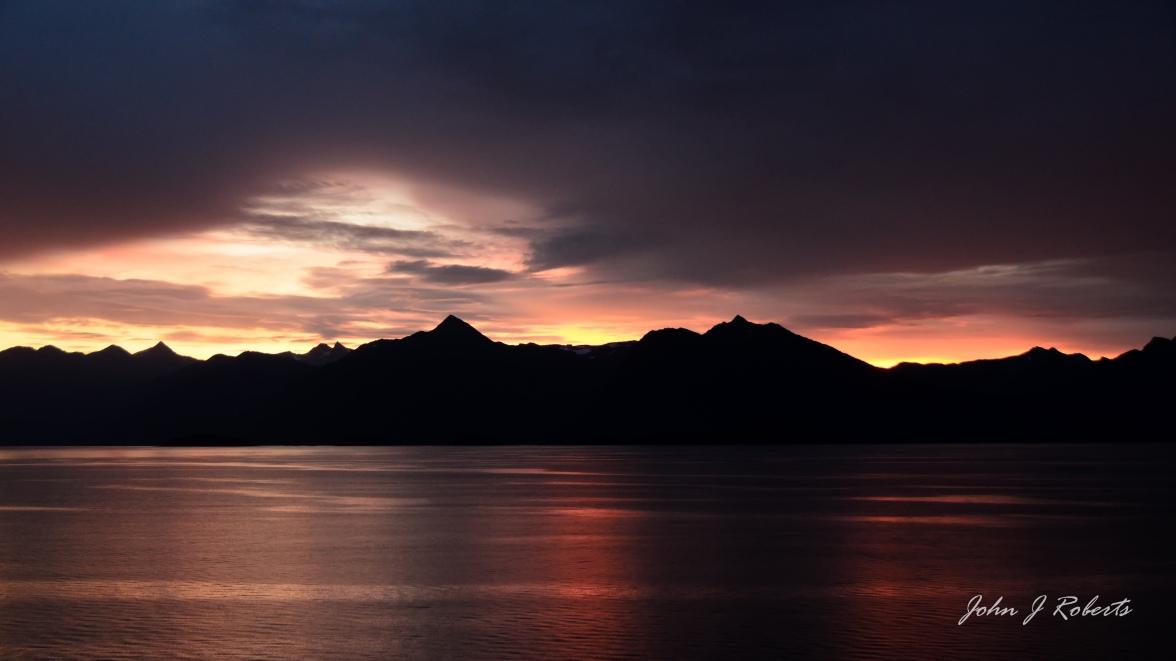 Icy Strait, Alaska