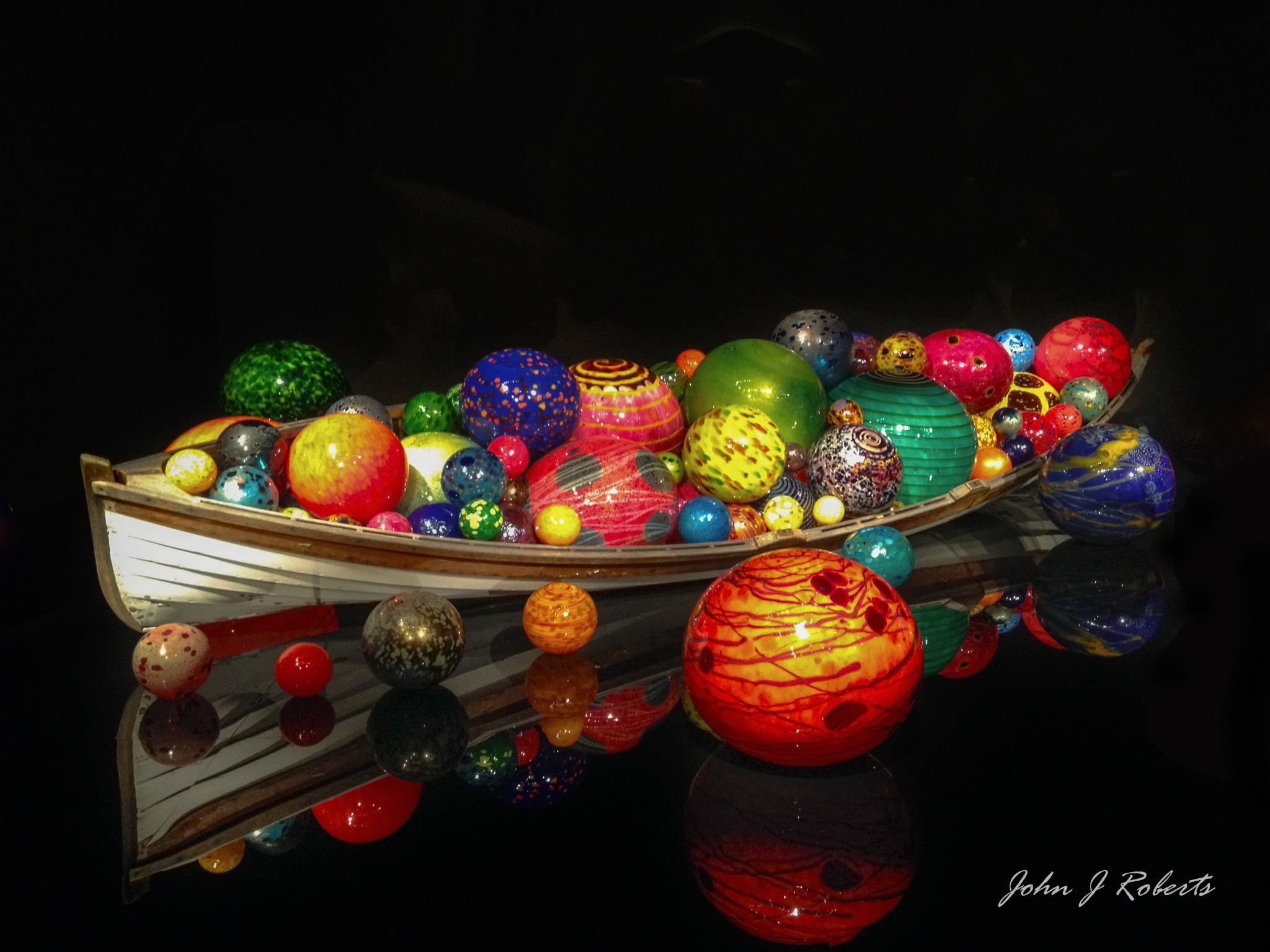 Chihuly Glass Garden John Roberts Photography And Other