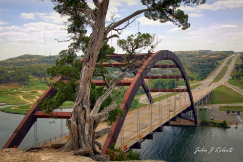 Pennypacker Bridge, Austin, TX